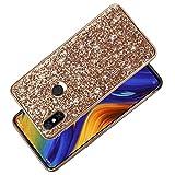 DAMONDY Xiaomi Mi Mix 3 Case,Glitter Shiny Bling