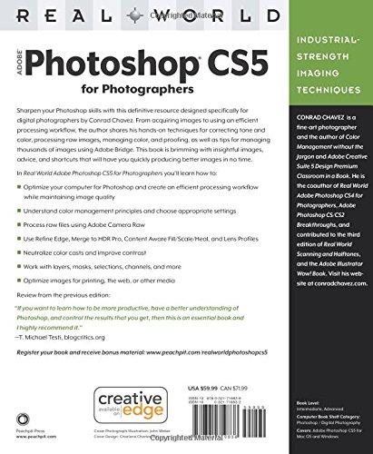 Real World Adobe Photoshop CS5 for Photographers - Livros na Amazon