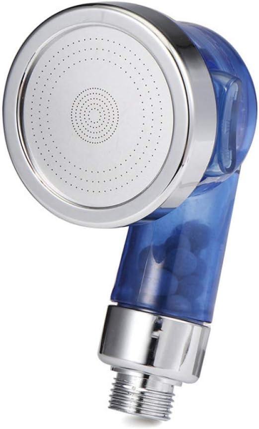 KangHS Alcachofa, Kit de ducha de pulverizador de cabezal de ducha presurizado de ahorro de agua ajustable de mano: Amazon.es: Bricolaje y herramientas