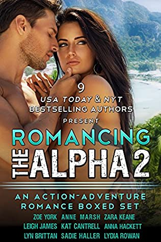 book cover of Romancing the Alpha 2