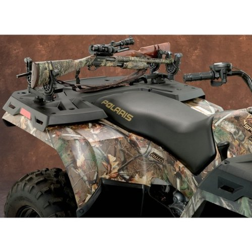 Moose Flexgrip Double Gun & Bow Rack (Racks Gun Moose)