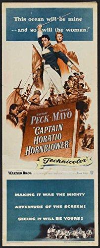Captain Horatio Hornblower R.N. Insert Poster