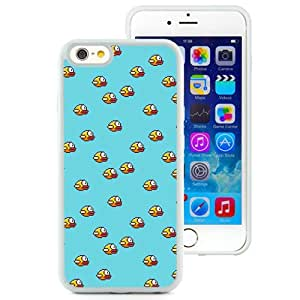 Flappy Birds Pattern (2) Durable High Quality iPhone 6 4.7 Inch TPU Phone Case