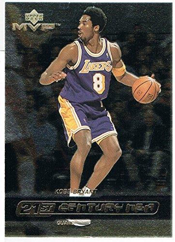 1999-00 Upper Deck MVP 21st Century NBA #N7 Kobe Bryant
