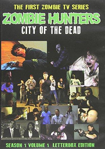 DVD : Zombie Hunters: City Of The Dead - Season One, Vol. 1 (DVD)