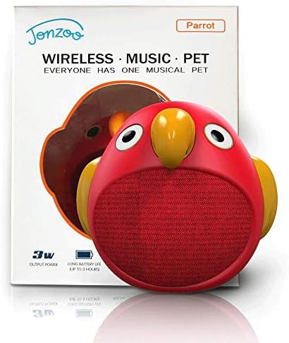 Jonzoo Portable Bluetooth Speaker Wireless Music Player