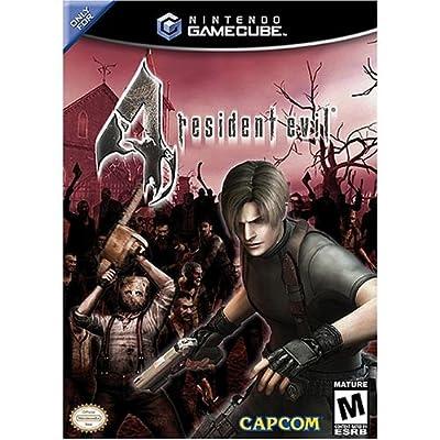 Resident Evil 4 - Gamecube