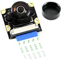 IMX219-200 Camera Module for NVIDIA Jetson Nano Developer Kit 8-megapixel IMX219 Sensor 3280 × 2464 Resolution 200 Degree FoV
