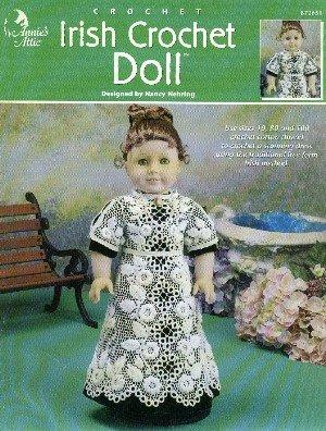 Irish Crochet Doll Pattern (Annie's Attic #872651) ()