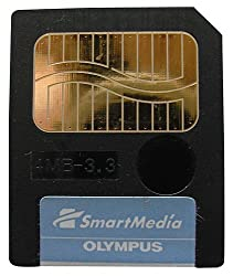 Olympus 8 Mb Smartmedia Card