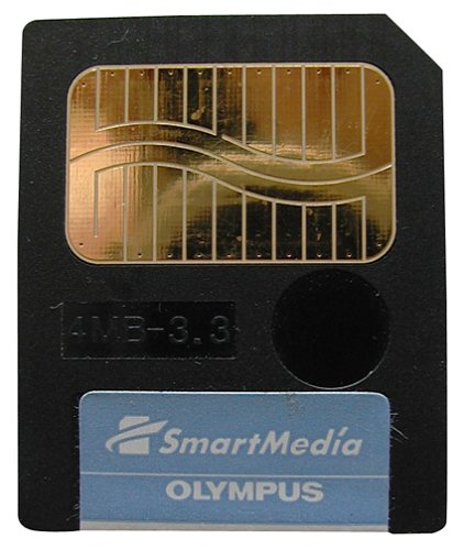 Bestselling Digital Camera SmartMedia Cards