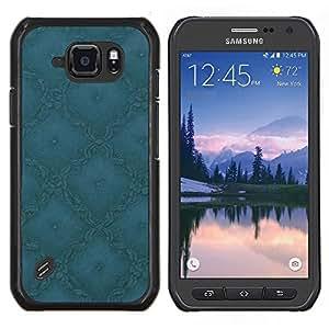 EJOOY---Cubierta de la caja de protección para la piel dura ** Samsung Galaxy S6Active Active G890A ** --Simple Patrón 1