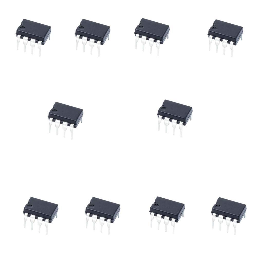 Movilideas 10 unidades Circuito Integrado LM358P LM358