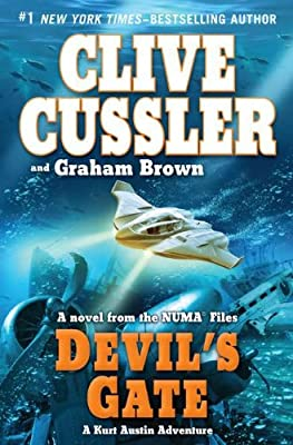 Devil's Gate (The NUMA Files)