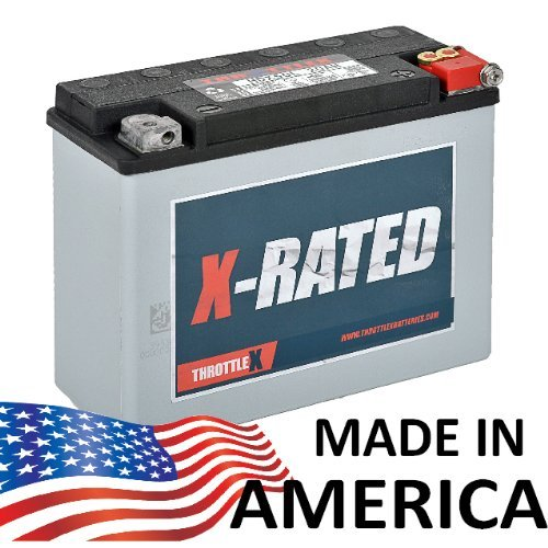 ADX18L - Replacement Motorcycle Battery UPGRADE