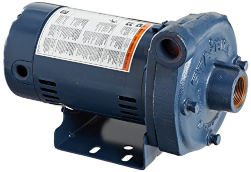 Pentair Sta Rite Jhd3 62h 3 Phase Cast Iron Centrifugal