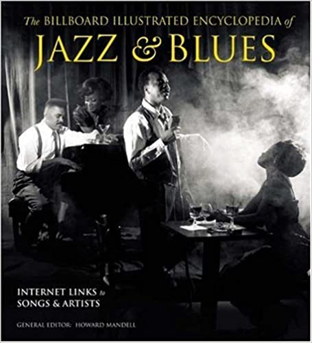 Book The Billboard Illustrated Encyclopedia of Jazz & Blues