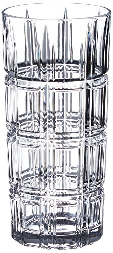 Marquis by Waterford Crosby Hiball , Clear (Set of 4)