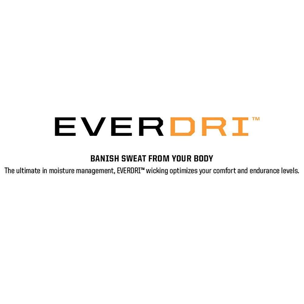 Everlast Protex 2 Evergel Training Guantes Negro//Rojo Hombre L//XL