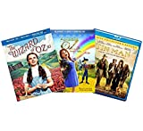 Ultimate Wizard of Oz 3-Movie Blu-ray Collection: The Wizard of Oz / Legends of Oz: Dorothy's Return / Tin Man