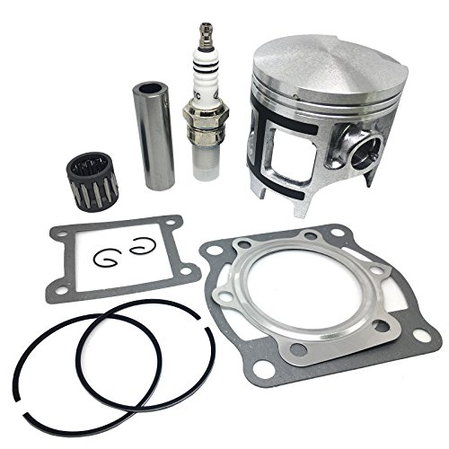 CBK Piston Gasket Piston Rings Top End Kit For Yamaha Blaster 200 YFS200 1988-2006 US