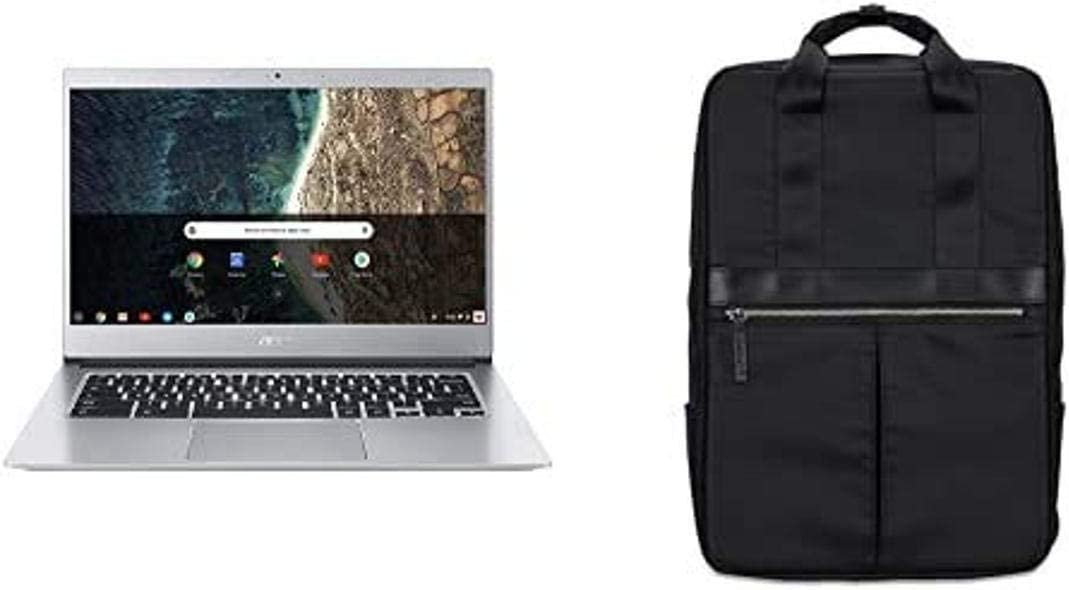 Acer Chromebook 514, CB514-1HT-C7AZ, Intel Celeron N3450, 14
