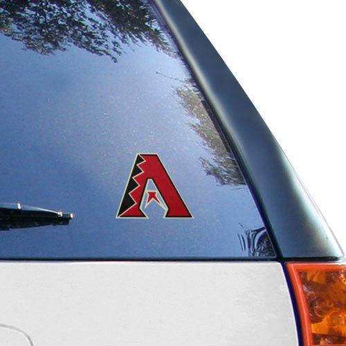 Arizona Diamondbacks Throwback logo Reusable Static Window Cling