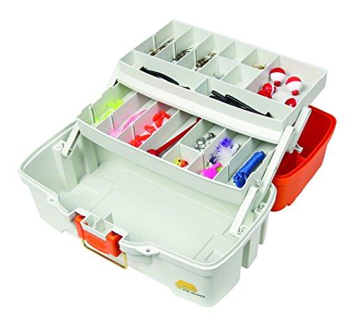 Plano Ready-Set-Fish 2-Tray Box (Ready 2 Fish Tackle Box)