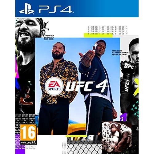 chollos oferta descuentos barato EA SPORTS UFC 4