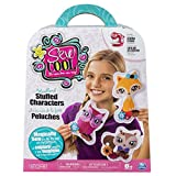 Sew Cool Character Refill Pack WOODLAND Stuffed Characters (Dispatched From UK)