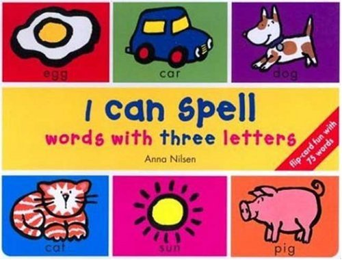 I Can Spell Words With Three Letters (I Can Spell compare prices)