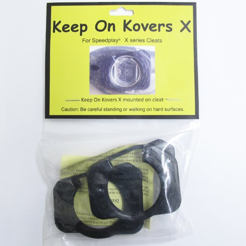 Keep On Kovers X for Speedplay X Series Cleats Protection Cover by Keep on Kovers (Image #2)