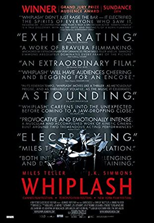 Amazon.com: Whiplash (Canadian) 11x17 Movie Poster (2014)