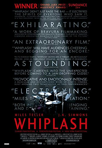amazon com whiplash canadian 11x17 movie poster 2014 posters