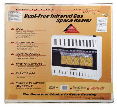 pro com space heaters - 9