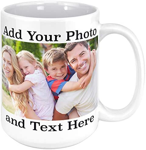 Custom Photo Coffee Personalized Picture product image