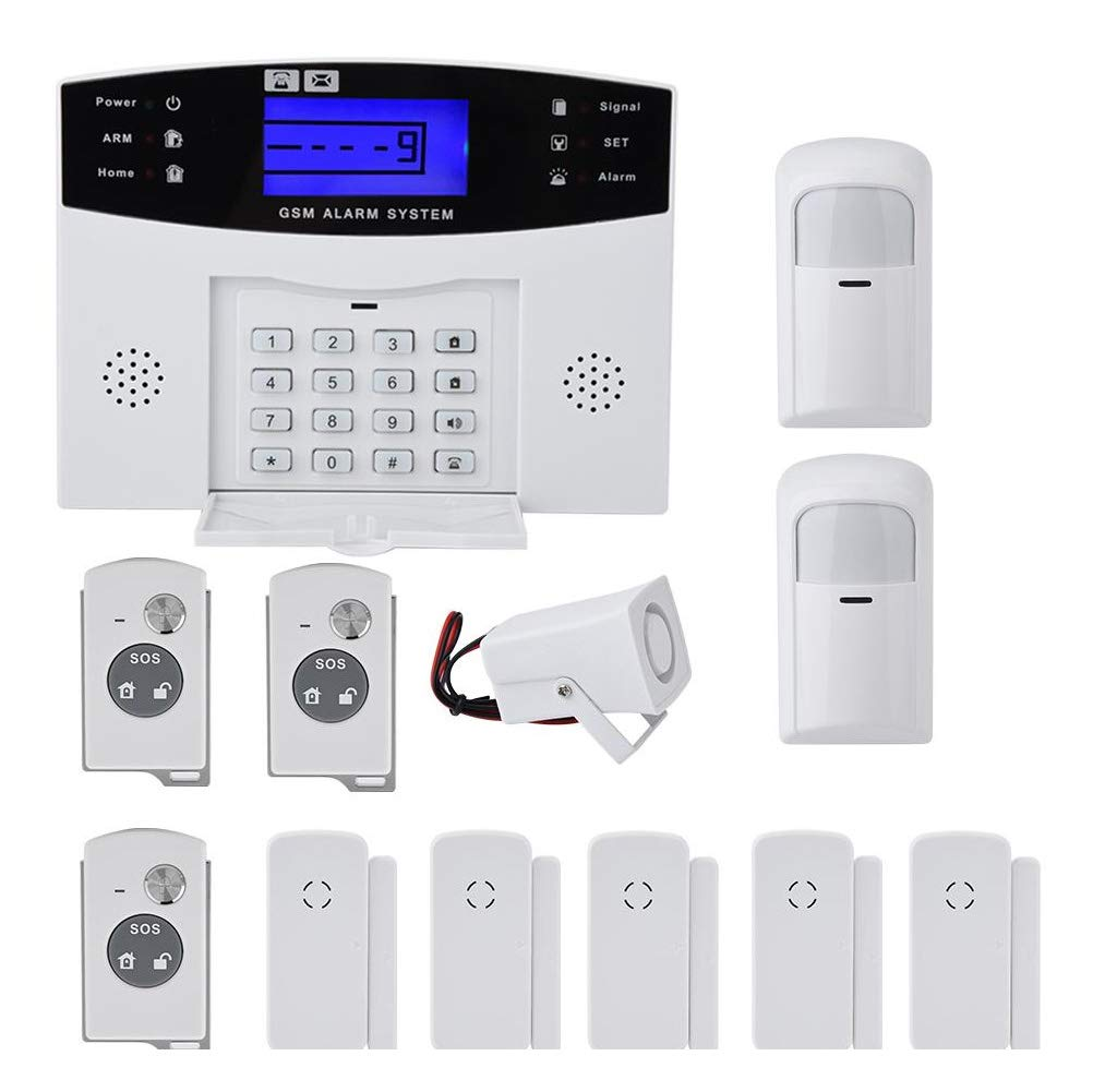 Amazon.com: Standalone Security Alarm System for Home Store ...