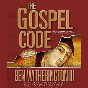Gospel Code Audiobook