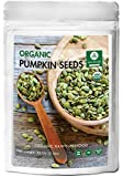 Organic Pumpkin Seeds (2lbs) by Naturevibe Botanicals, Gluten-Free & Non-GMO (32 ounces)