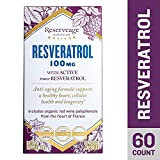 Product review for Reserveage - Resveratrol 100mg, Cellular Age-Defying Formula, 60 Capsule