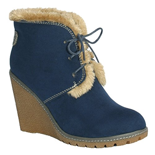 Ladies Boots Pixie Emily Ladies Emily Pixie Boots Boots Navy Ladies Navy Emily Navy Pixie 1PqTtqAw