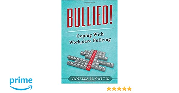 Coping bullying workplace