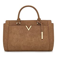 """The 'Dawson' carryall bag from LaBante London is perfect for organizing your work needs. With a protective compartment to fit up to a 15"""" laptop and two open pockets for phones, keys and any other daily necessities. Finished elegantly with go..."""