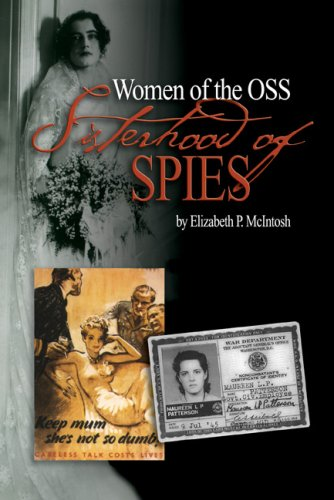 Sisterhood of Spies: The Women of the OSS, Books Central