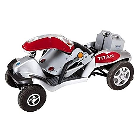 Amazon.com: Hummer XL Titan 4-Wheel – Patinete eléctrico ...