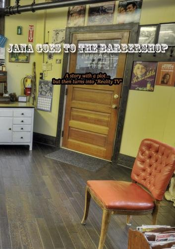 Jana Goes to the Barbershop by A Kat Surth Film