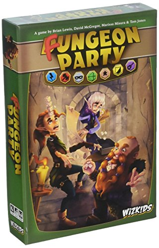 Board Games WizKids Fungeon Party, Game by Board Games WizKids