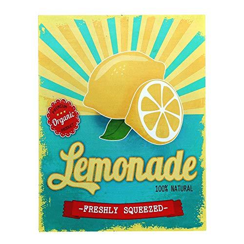 Barnyard Freshly Squeezed Lemonade Vintage Country Decor