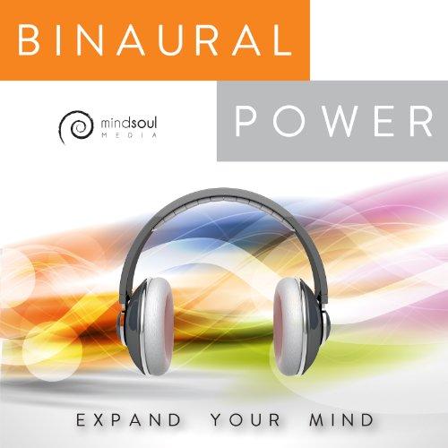 Binaural Power: Binaural Beats and Brainwave Entrainment Technology, Instrumental Album of 8 CDs
