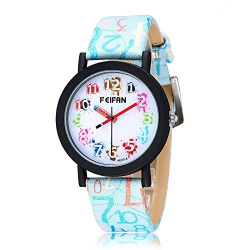 Venta caliente barato Moda Cinturón cuarzo reloj de pulsera 2015 caliente hembra modelos personalizada digital reloj correa de PU: Amazon.es: Relojes